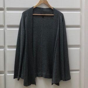 Aqua Cashmere Cardigan Sweater